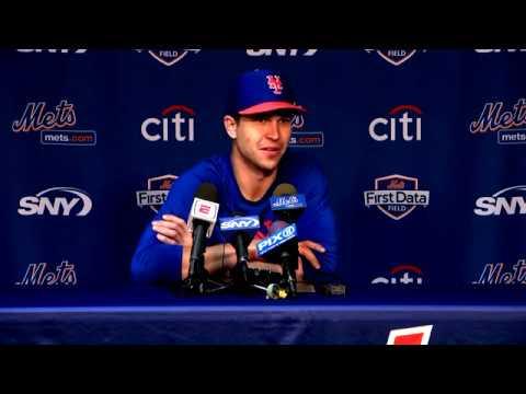 Video: Jacob deGrom and Brodie Van Wagenen talk Mets contract talks