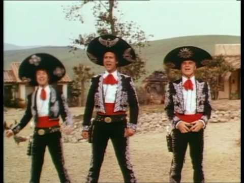 Three Amigos Trailer HD