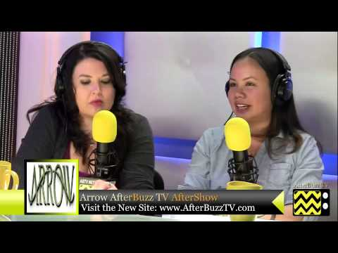 """Arrow  After Show  Season 1 Episode 14 """" The Odyssey """" 