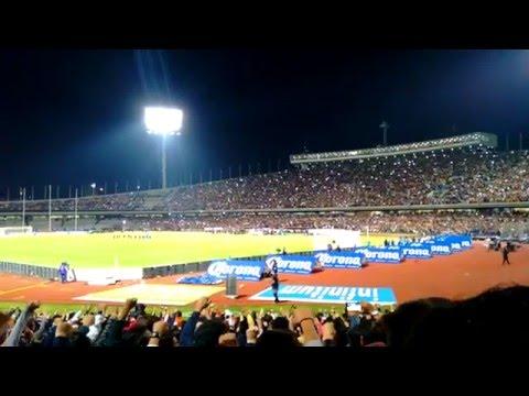 Himno de los Pumas de la UNAM. Final 2015 - La Rebel - Pumas