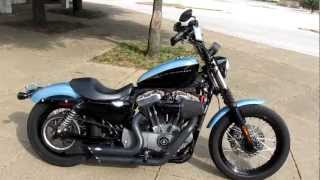 8. 2008 Harley-Davidson Sportster Nightster XL1200N For Sale
