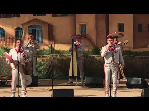 Mariachi Sol de Mexico- Performance at Centennial Hills Park
