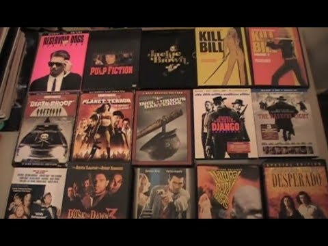 My Quentin Tarantino Collection