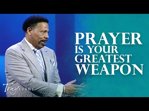Getting Through The Enemys Line With Prayer - Tony Evans