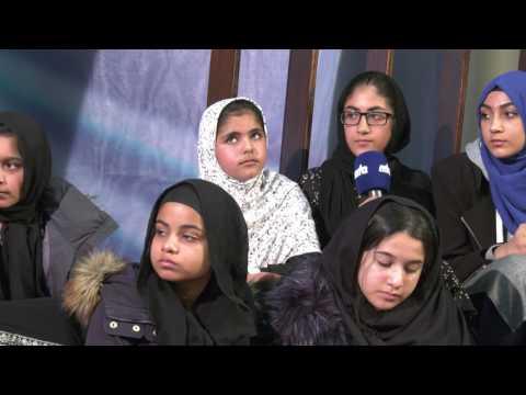 Der zweite Khalif, der Verheißene Sohn ra   Islamische Kindergeschichten