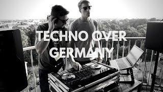 TECHNO OVER GERMANY 2018 | MELODIC SET | HOTELTURM AUGSBURG