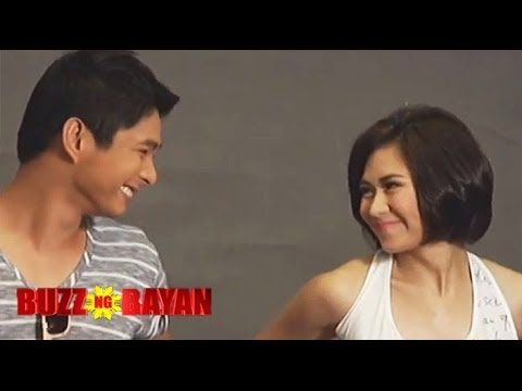 sarah - Let's take a look in the taping of movie 'Maybe This Time' by Sarah Geronimo and Coco Martin. Subscribe to the ABS-CBN Online channel! - http://goo.gl/TjU8ZE...