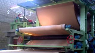 Mills Pakistan  City new picture : Olympia Paper Mills, Pakistan - Trial Production.3GP
