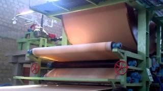 Mills Pakistan  city photo : Olympia Paper Mills, Pakistan - Trial Production.3GP