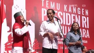 Video Temu Kangen Presiden Jokowi di Hongkong - Keramahan Presiden Jokowi Buat WNI Terharu (3/4) MP3, 3GP, MP4, WEBM, AVI, FLV Juni 2019