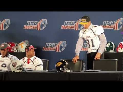 National Signing Day | Iowa | USA Football