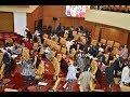 Minority walks out over Speaker's handling of AMERI motion
