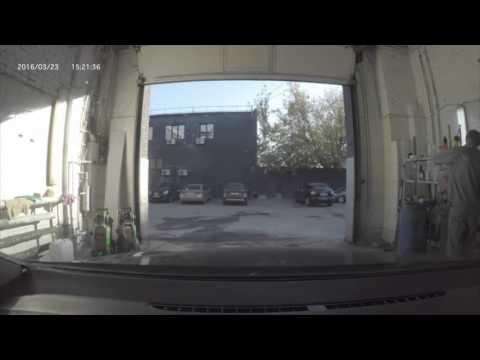 Взлетел на акватаке (видео)