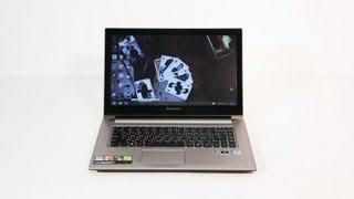 Видео обзор ноутбука Lenovo IdeaPad Z400 Touch
