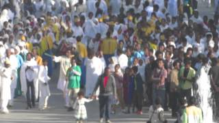 Timkat (Epiphany) Celebrations, Mek'ele, Ethiopia 2015 Part 2