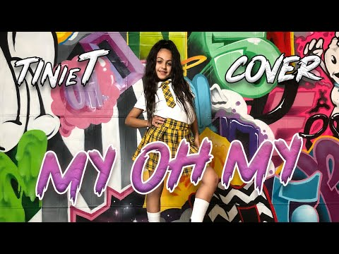 Camila Cabello - My Oh My ft. DaBaby (Cover by 8 year old Tinie T) | MihranTV (@MIHRANKSTUDIOS)