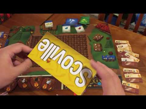 Board Game Reviews Ep #20: SCOVILLE
