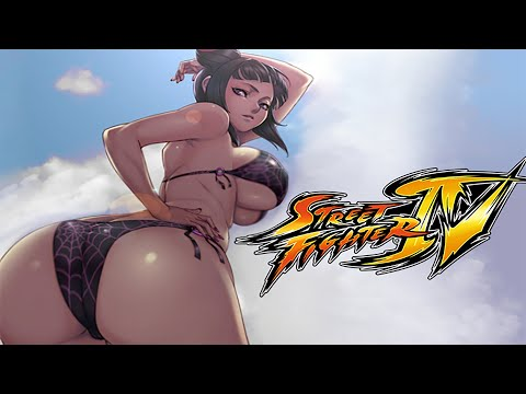 Super Street Fighter 4 - Super Street Fighter IV Rival Cutscenes with Fan Mod Costumes.