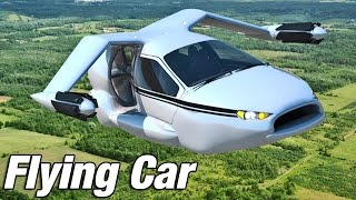 ► Flying Car - Terrafugia TF-X Introduction