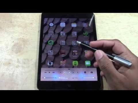 iPad (Mini) – iOS 7 for Beginners