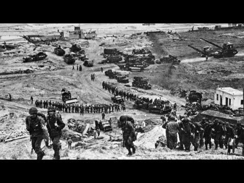 Chronologie des D-Day - Landung in der Normandie am 6. ...
