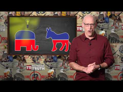 Republicans - In which our host knocks down some of the myths surrounding Republicans and presents instead the Revolting Truth that they are smarter, kinder, more compassi...