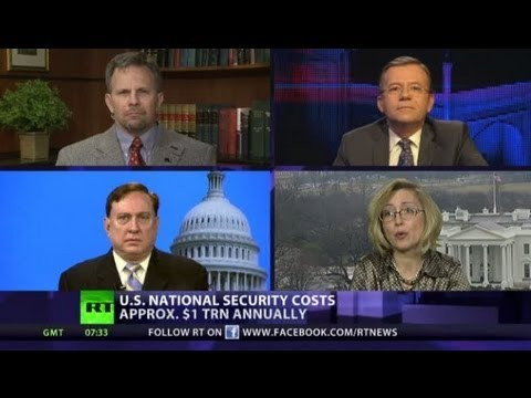 defense spending cuts - Why does the US have such a vast military? What justifies current rates of defense spending? From economic, financial, and social points of view, can the US ...