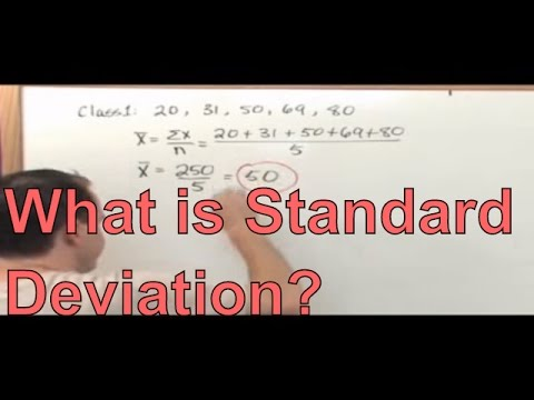 Probability & Statistics Tutor-Sample 3-Standardabweichung