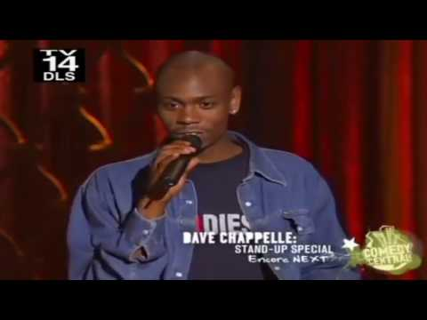Dave Chappelle Stand Up Comedy - HBO Comedy Half Hour