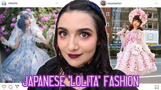 Video I Got A Japanese Lolita Fashion Makeover MP3, 3GP, MP4, WEBM, AVI, FLV Juli 2019
