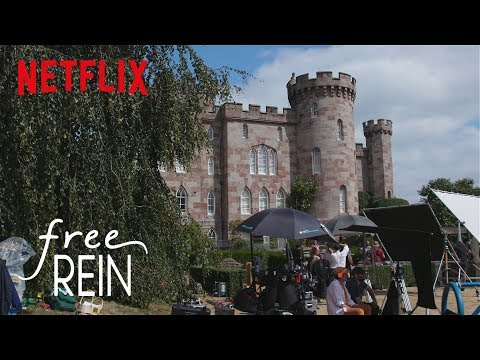 Free Rein: Season 3   Behind The Scenes - Episode 3   Netflix