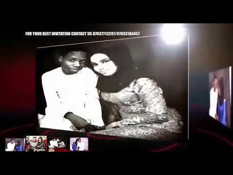 Best_Ado_Gwanja_Picture and his wife Maimunatu Video