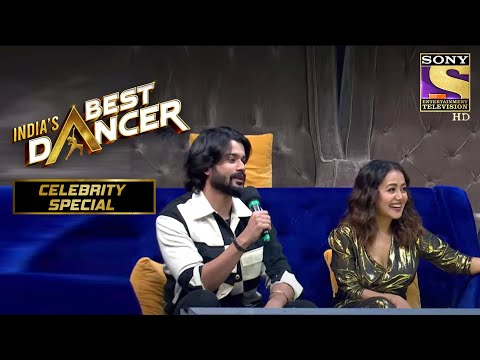 Neha ने किया Nora और Terence के Performance को Enjoy!   India's Best Dancer   Celebrity Special