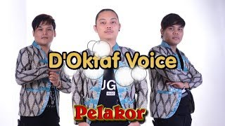 D'OKTAF  VOICE - PELAKOR (Official Musik & Video )