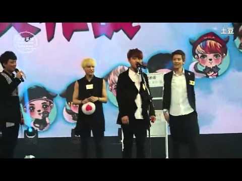[Fancam] 130729 Kai, D.O., Chanyeol - Gwiyomi (видео)