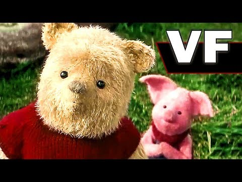 JEAN-CHRISTOPHE & WINNIE L'OURSON Bande Annonce VF (2018) NOUVELLE