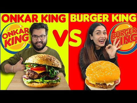 This Is The BEST Burger... 😍 || Mc Donald's vs BURGER KING vs Champion Burger