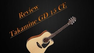 Download Lagu Review Takamine Gd15 CE (portuguese) Mp3