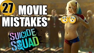 Video 27 Mistakes of SUICIDE SQUAD You Didn't Notice MP3, 3GP, MP4, WEBM, AVI, FLV Desember 2018