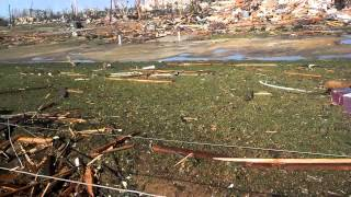 Louisville (MS) United States  City pictures : Tornado Damage Louisville MS 042814 Eiland Plaza Apts