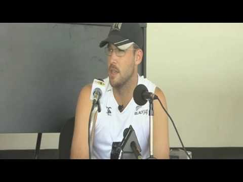 New Zealand in Sri Lanka 2009 - 1st Test -  Pre-match interview with captains