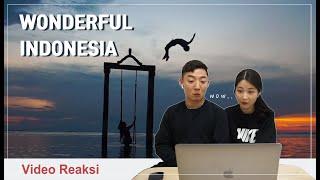 Video ORANG KOREA REAKSI WONDERFUL INDONESIA-원더풀 인도네시아 리액션 영상 MP3, 3GP, MP4, WEBM, AVI, FLV April 2019