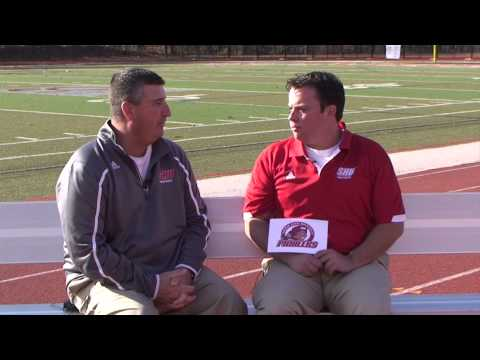 Mark Nofri Head Coach's Show - Week 12 Robert Morris