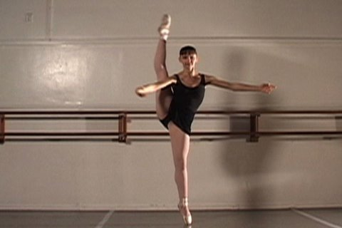 dancers - A ballet dance video. Ballet dancers dancing. From the ballet series, 