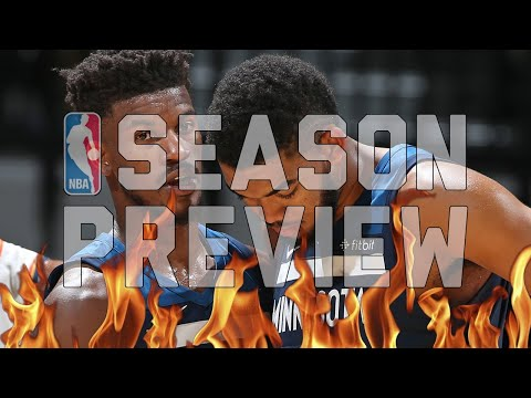 Video: NBA Season Preview Part 4 - The Starters
