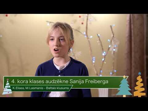 Ziemassvētku koncerts J.Cimzes Valkas Mūzikas skolā