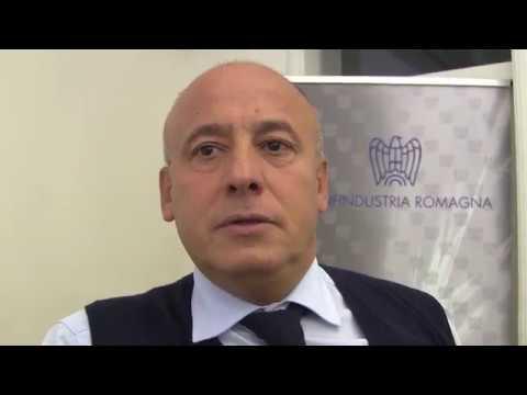 Secondo compleanno per Confindustria Romagna, il bilancio del presidente Paolo Maggioli
