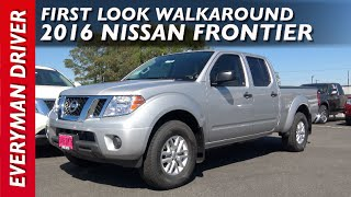 Nonton 2016 Nissan Frontier 4x4  First Look Walkaround On Everyman Driver Film Subtitle Indonesia Streaming Movie Download
