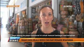 Video Kebersihan Pasar Sindu di Bali Jadi Daya Tarik Wisatawan MP3, 3GP, MP4, WEBM, AVI, FLV Februari 2018
