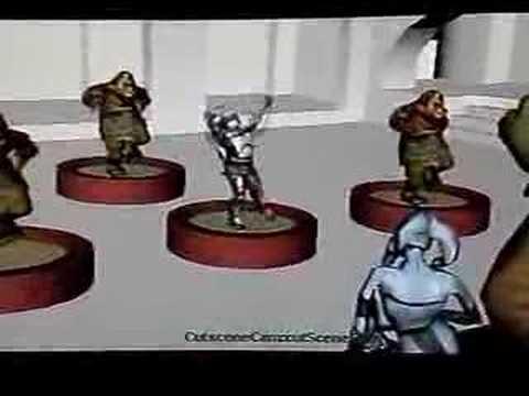 Star Wars-Bounty Hunter Dance